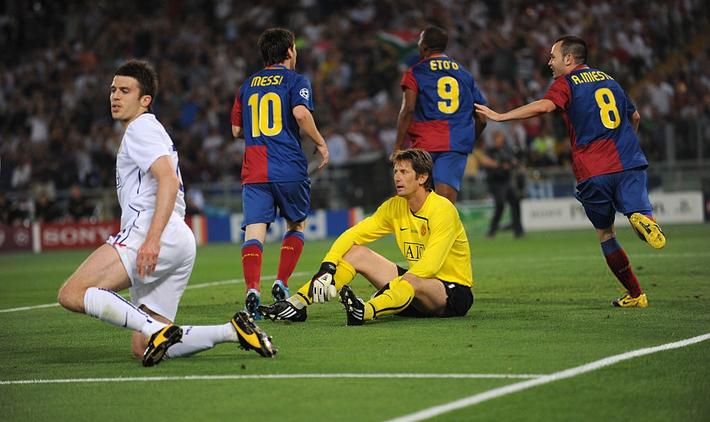 Michael Carrick: Suýt tan tành sự nghiệp bởi 2 năm trầm cảm do Messi gây ra - Ảnh 1.