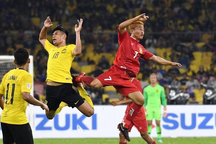 Chân sút Malaysia tuyên bố chạy đua phá lưới AFF Cup - Ảnh 1.