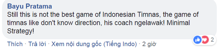 Chật vật đánh bại đối thủ yếu Timor Leste, đội tuyển Indonesia nhận mưa chỉ trích từ cổ động viên nhà - Ảnh 3.