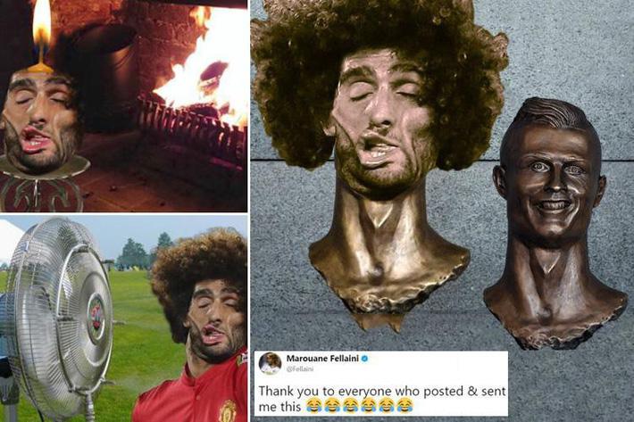 Mái tóc xù nổi tiếng và giàu tính giải trí nhất làng bóng đá chính thức biến mất - Ảnh 8.