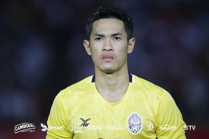 Thủ môn Campuchia tiết lộ chiến thuật đầy táo bạo trước Việt Nam - Ảnh 1.