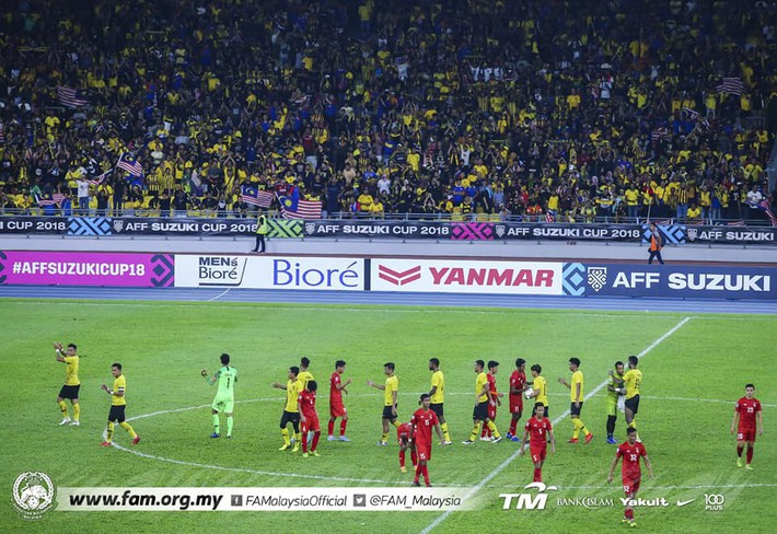 Malaysia chính thức phá sâu kỷ lục của Việt Nam tại AFF Cup 2018 - Ảnh 1.