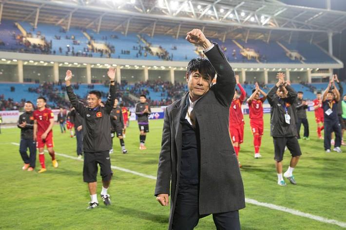 Phép thuật của HLV Park Hang-seo: Không phải sạch lưới, bất bại hay ngôi đầu bảng - Ảnh 1.