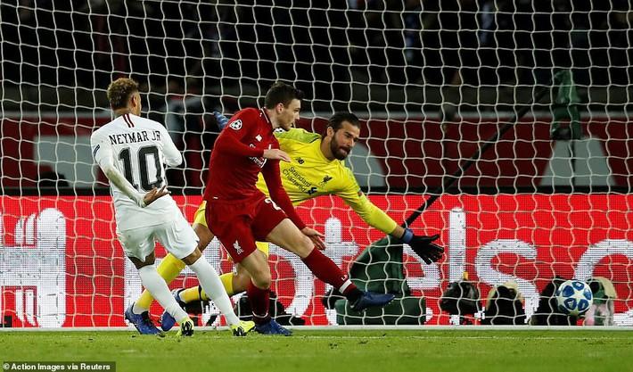 Gục ngã dưới chân PSG, Liverpool đối diện nỗi hổ thẹn lớn tại Champions League - Ảnh 1.