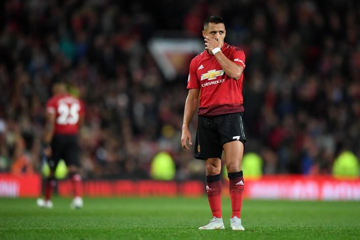 Đã tìm ra lý do Sanchez bị Mourinho loại khỏi đội hình dự Champions League - Ảnh 1.