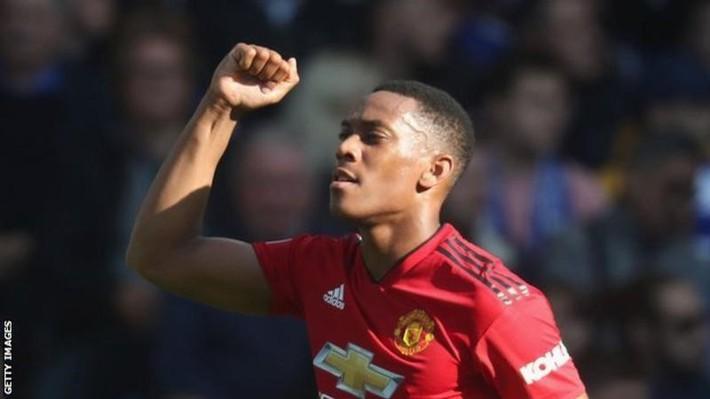 Phong độ xuất sắc giúp Martial trở lại tuyển Pháp - Ảnh 1.