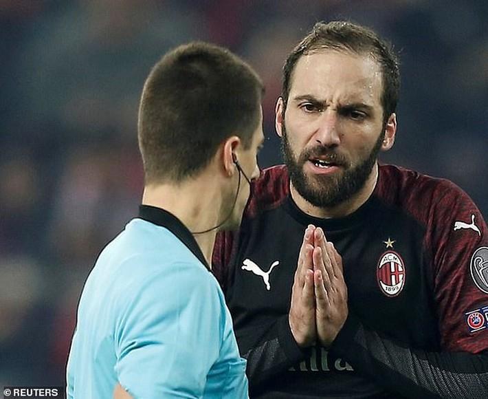 Vòng bảng Europa League: Anh tài hội tụ, AC Milan bị loại sốc - Ảnh 1.