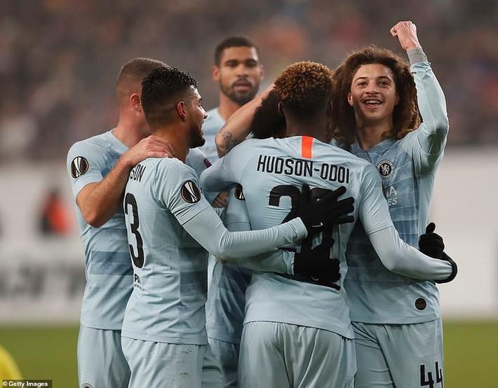 Vòng bảng Europa League: Anh tài hội tụ, AC Milan bị loại sốc - Ảnh 3.