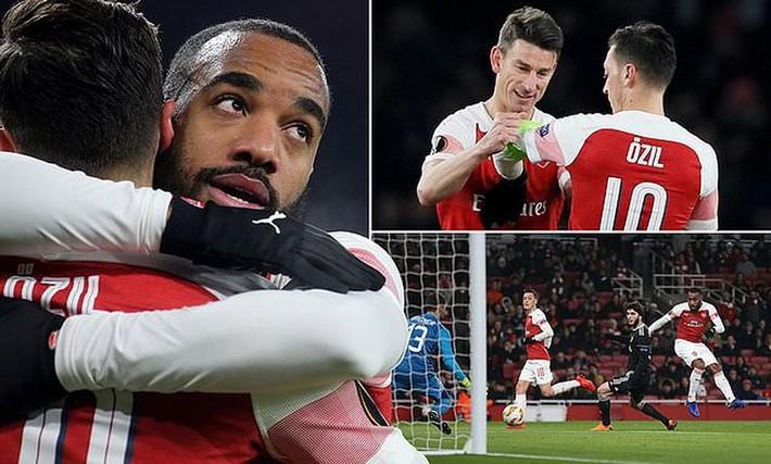 Vòng bảng Europa League: Anh tài hội tụ, AC Milan bị loại sốc - Ảnh 4.