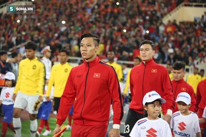 HLV Park Hang-seo chính thức công bố đội trưởng mới của ĐT Việt Nam - Ảnh 1.