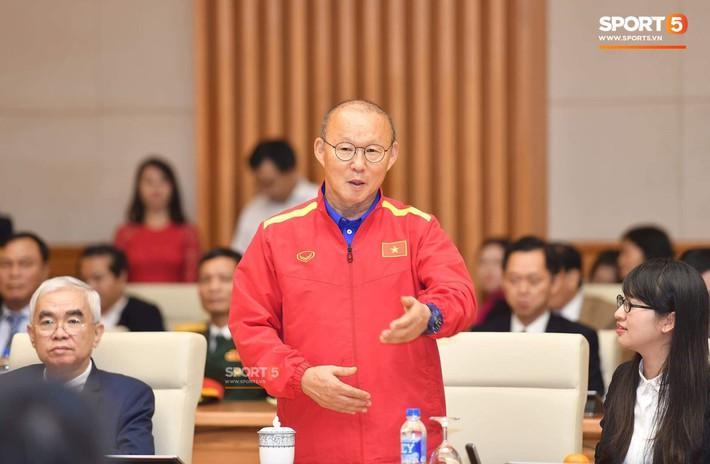 HLV Park Hang-seo nuôi tham vọng xưng vương tại châu Á cùng đội tuyển Việt Nam - Ảnh 1.