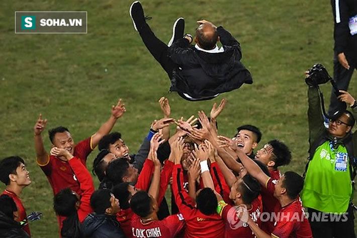 Báo Hàn Quốc: Tham vọng vĩ đại của HLV Park Hang-seo là đưa Việt Nam dự World Cup 2022 - Ảnh 1.