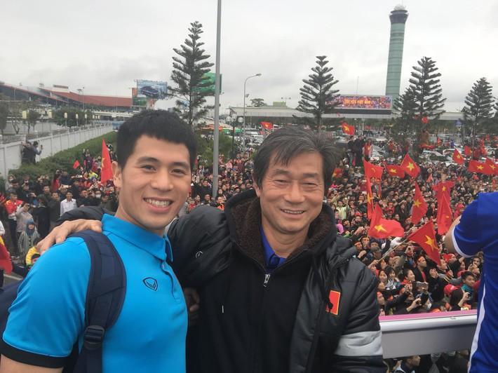 Đây là người đứng sau việc trợ lý Bae Ji-won rời tuyển Việt Nam - Ảnh 1.