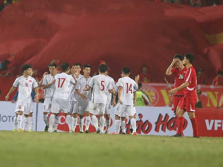 Thầy trò ông Park và giấc mơ chinh phục Asian Cup - Ảnh 1.