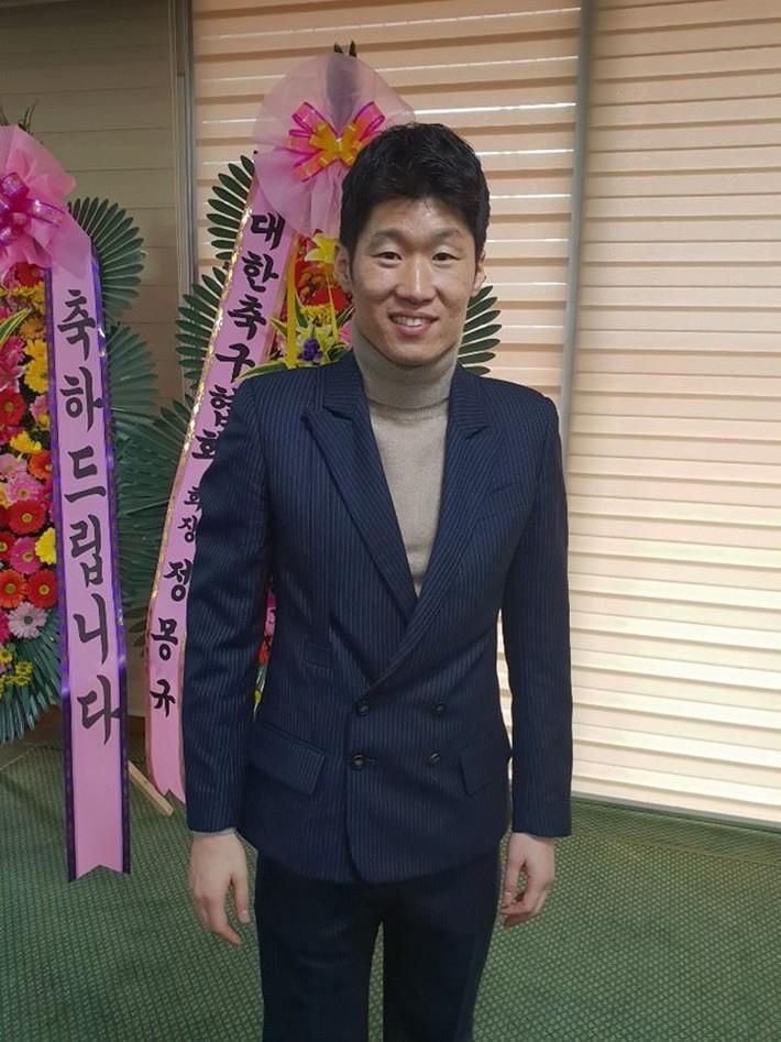 Huyền thoại Park Ji Sung lấy ký ức buồn tại Asian Cup để nhắc nhở đàn em - Ảnh 1.