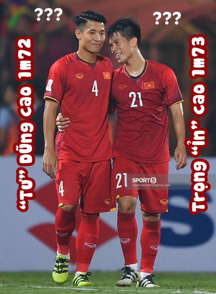 Phát hiện thú vị khiến fan bật cười ở danh sách tuyển Việt Nam dự Asian Cup 2019 - Ảnh 3.
