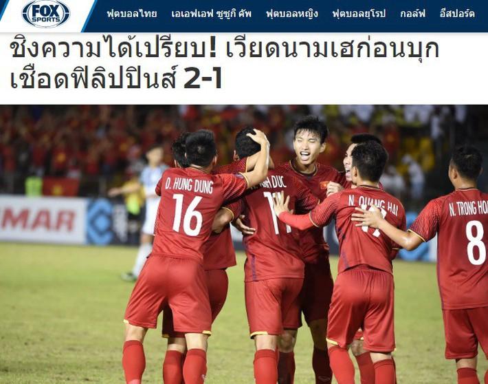 Báo Thái Lan: Việt Nam tấn công quá nguy hiểm! - Ảnh 3.