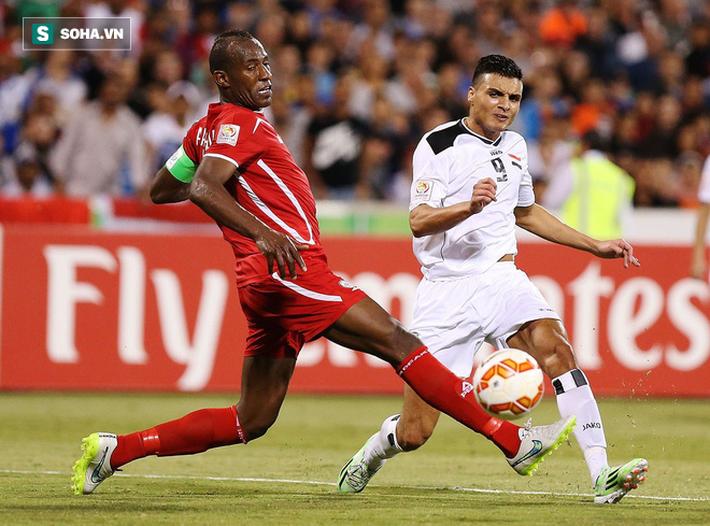 Chủ tịch LĐBĐ Iraq chia sẻ tham vọng lớn trước trận gặp Việt Nam - Ảnh 1.