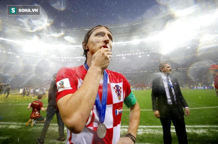 Giá như Luka Modric chỉ giành Quả bóng Bạc, mọi thứ sẽ toàn vẹn hơn nhiều? - Ảnh 1.