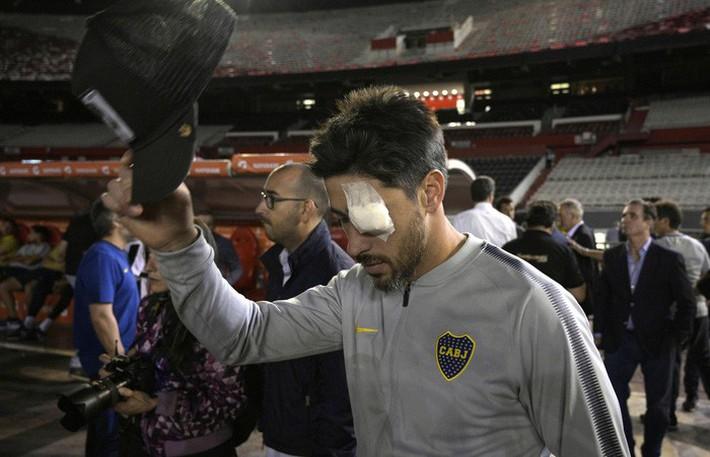 Ronaldo và Messi sẽ cùng nhau dự khán trận Siêu kinh điển Nam Mỹ tại sân nhà của Real Madrid? - Ảnh 1.