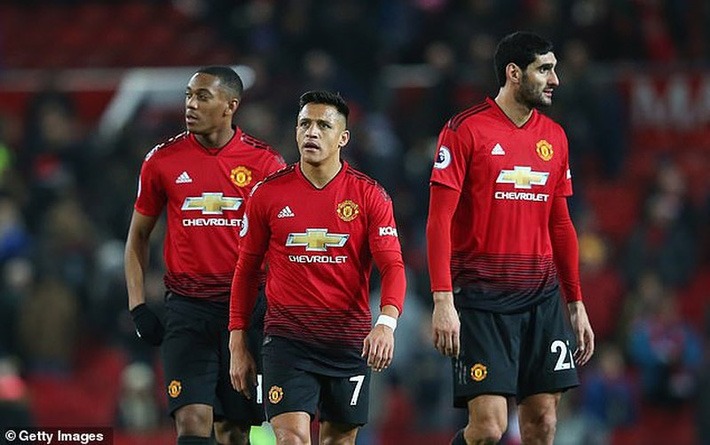 Mourinho cầu xin cầu thủ thi đấu vì MU - Ảnh 2.