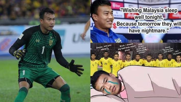 Đội trưởng Malaysia châm chọc phát ngôn ngạo mạn của thủ môn Thái Lan - Ảnh 2.
