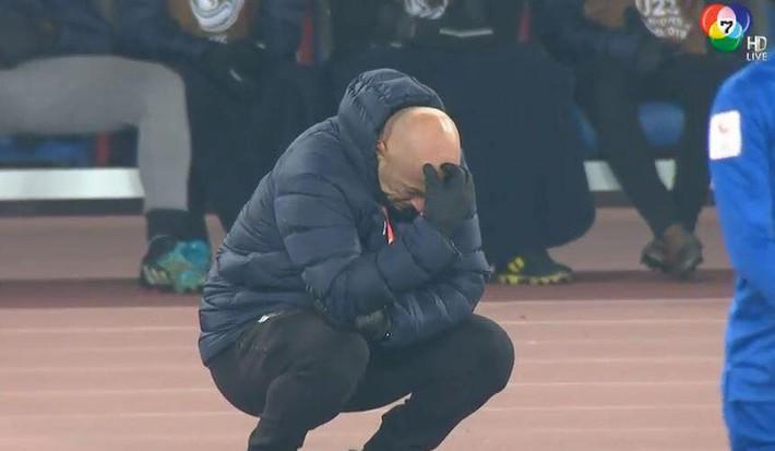 Bị loại sớm khỏi sân chơi châu Á, fan Thái gửi lời chúc tới Việt Nam - Ảnh 2.