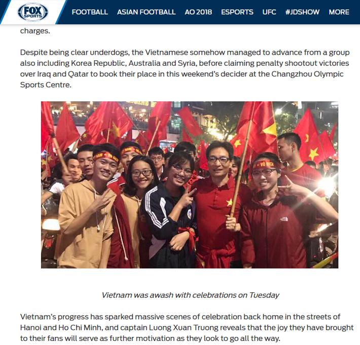 FIFA, AFC, báo châu Á đồng loạt đăng tin Việt Nam ăn mừng thâu đêm suốt sáng - Ảnh 4.