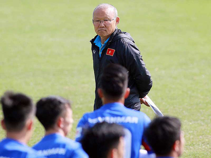 Quên U-23 châu Á để hướng về mục tiêu AFF Cup - Ảnh 1.