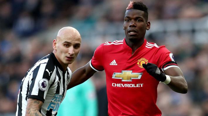 Mourinho bóng gió chỉ trích và lý giải quyết định thay Pogba ở trận M.U thua Newcastle 0-1 - Ảnh 2.