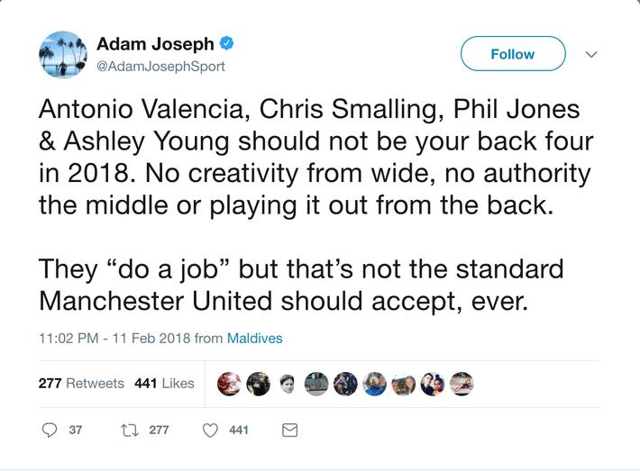 Phil Jones và Chris Smalling là cặp trung vệ 'thảm hoạ' của M.U - Ảnh 4.