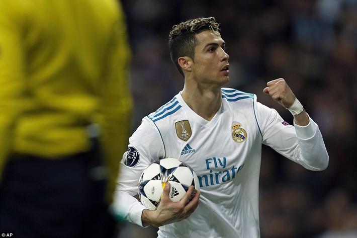 Lội ngược dòng bằng cú đúp khó tin, Ronaldo khiến Neymar nuốt hận - Ảnh 14.
