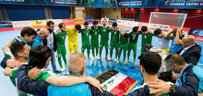 Bán kết Futsal châu Á: Sạch bóng ngựa ô - Ảnh 2.