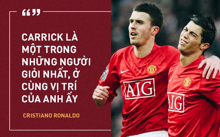 Với Michael Carrick, Sir Alex đưa Man United đi từ thảm họa lên đỉnh cao châu Âu - Ảnh 2.