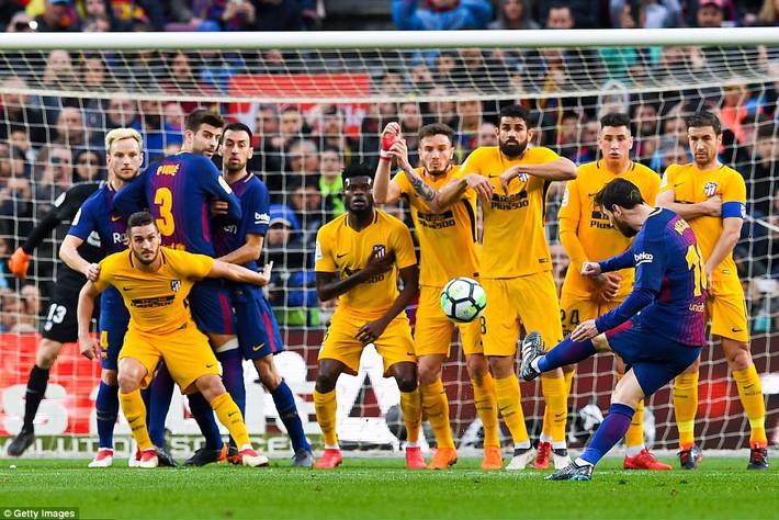 Messi lại là sự khác biệt, Barca chiến thắng để bình định La Liga - Ảnh 3.