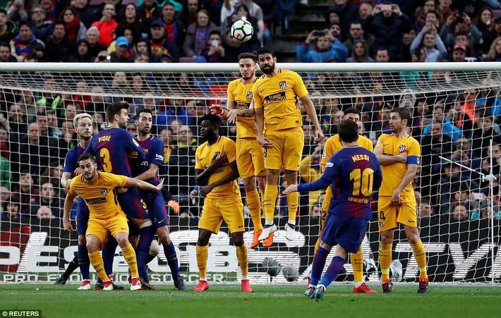 Messi lại là sự khác biệt, Barca chiến thắng để bình định La Liga - Ảnh 4.