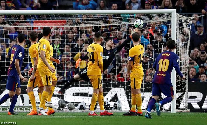 Messi lại là sự khác biệt, Barca chiến thắng để bình định La Liga - Ảnh 5.