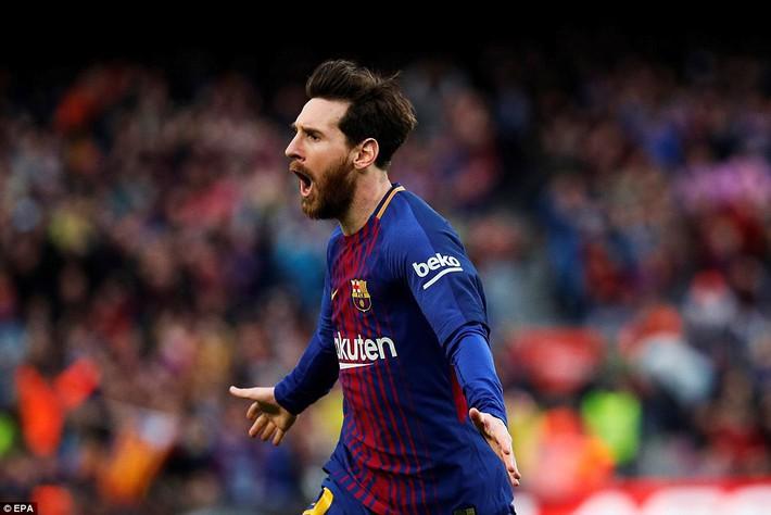 Messi lại là sự khác biệt, Barca chiến thắng để bình định La Liga - Ảnh 6.