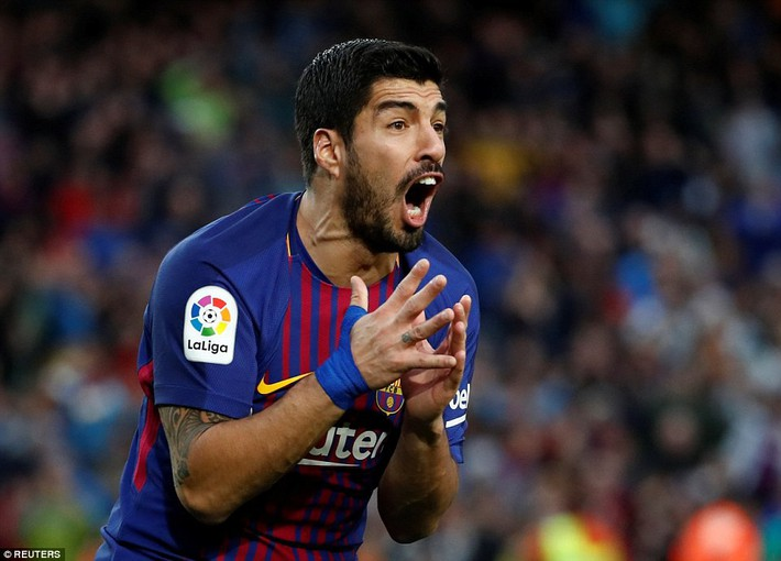 Messi lại là sự khác biệt, Barca chiến thắng để bình định La Liga - Ảnh 9.