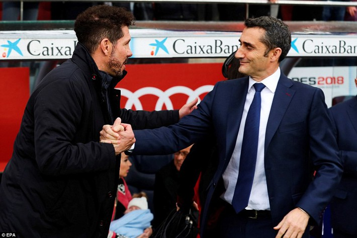 Messi lại là sự khác biệt, Barca chiến thắng để bình định La Liga - Ảnh 10.