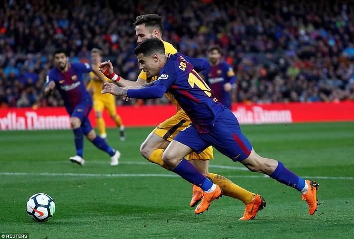 Messi lại là sự khác biệt, Barca chiến thắng để bình định La Liga - Ảnh 13.