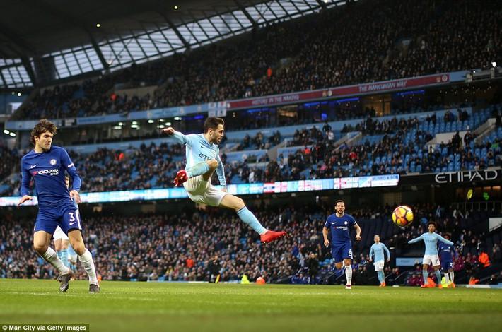 Bỏ túi Chelsea ngon ơ, Man City huýt sáo chào Premier League để về đích - Ảnh 12.