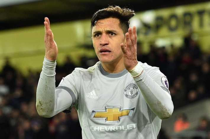 BÁO ĐỘNG: Sanchez ít ghi bàn và kiến tạo hơn từ khi sang M.U - Ảnh 2.
