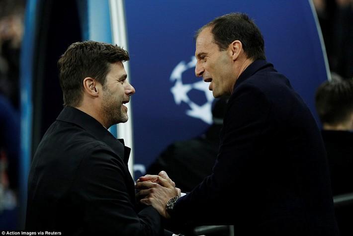 Bộ đôi sát thủ giúp Juventus ngược dòng, giật sập Wembley đoạt vé tứ kết - Ảnh 4.