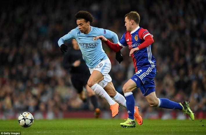 Sao trẻ ghi bàn, Man City ung dung đi tiếp dẫu thua trận - Ảnh 9.