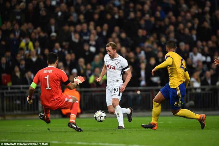 Bộ đôi sát thủ giúp Juventus ngược dòng, giật sập Wembley đoạt vé tứ kết - Ảnh 8.