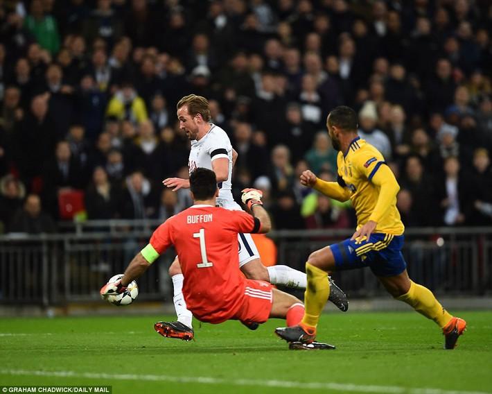 Bộ đôi sát thủ giúp Juventus ngược dòng, giật sập Wembley đoạt vé tứ kết - Ảnh 9.