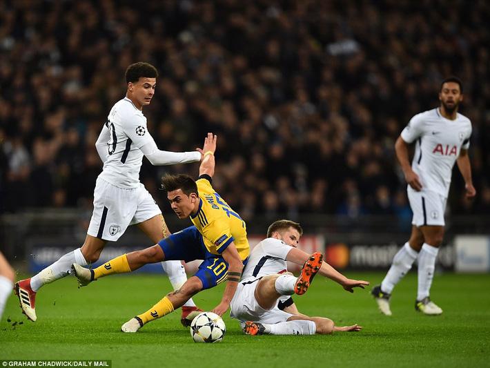 Bộ đôi sát thủ giúp Juventus ngược dòng, giật sập Wembley đoạt vé tứ kết - Ảnh 12.