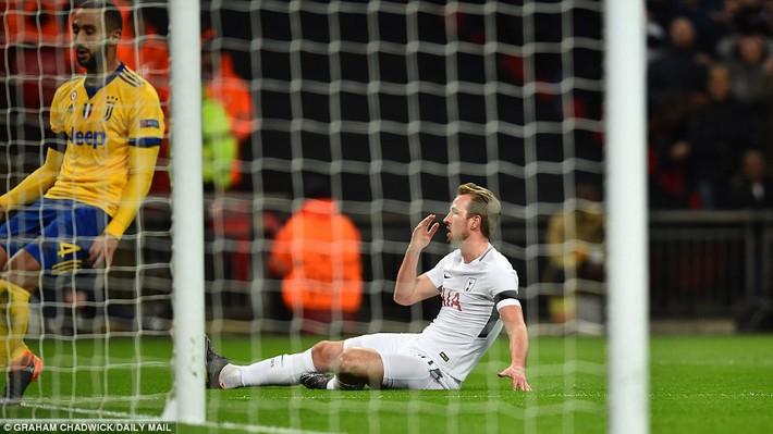 Bộ đôi sát thủ giúp Juventus ngược dòng, giật sập Wembley đoạt vé tứ kết - Ảnh 13.