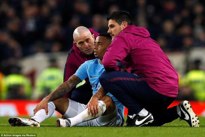Sao trẻ ghi bàn, Man City ung dung đi tiếp dẫu thua trận - Ảnh 12.
